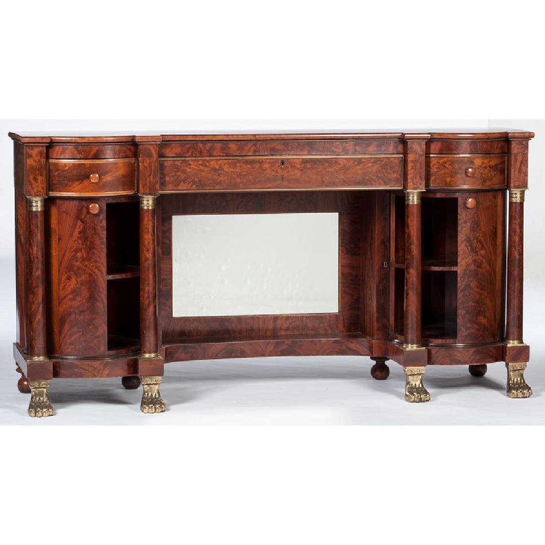 American Late Classical Sideboard - 2