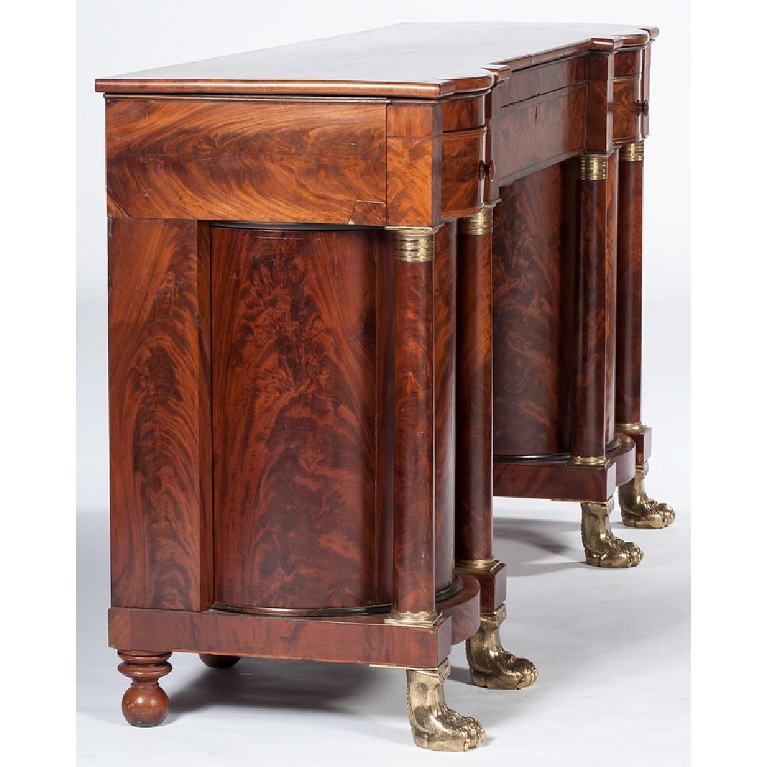 American Late Classical Sideboard - 6