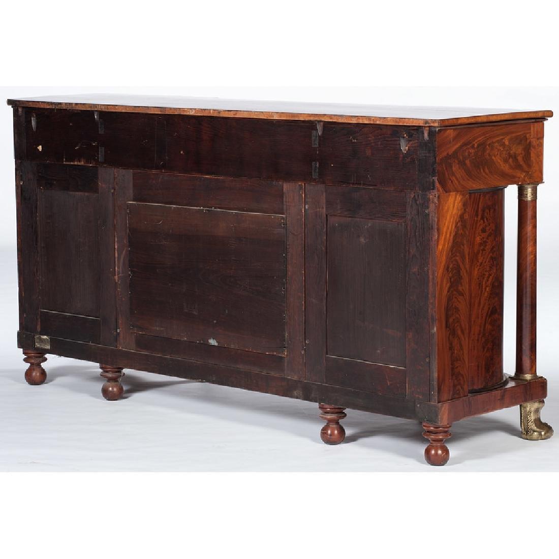 American Late Classical Sideboard - 7