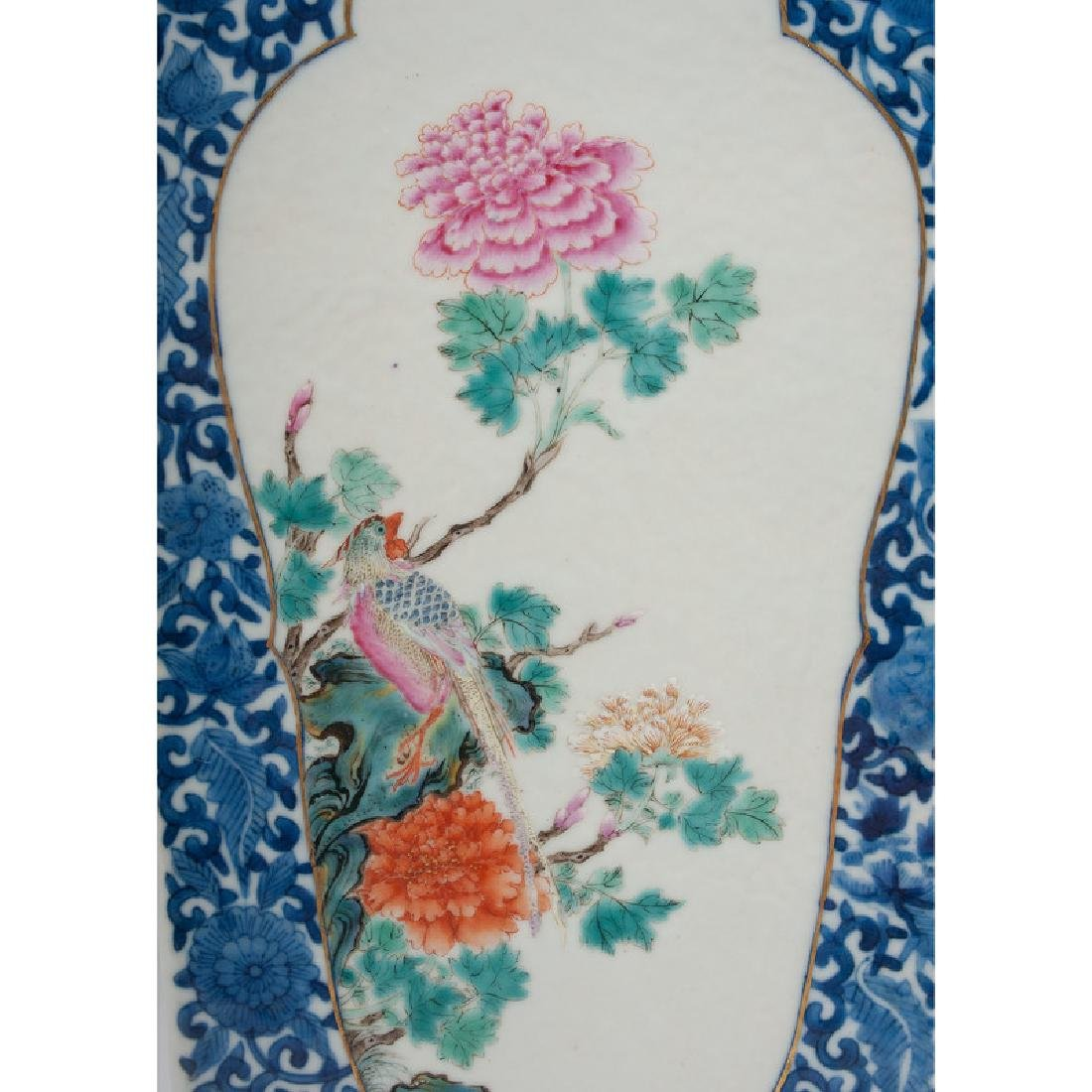 Chinese Square Vases - 4