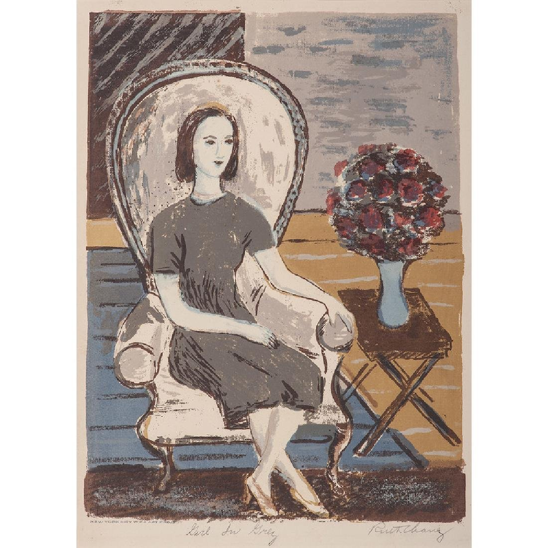 Ruth Chaney (American, 1908-1973)