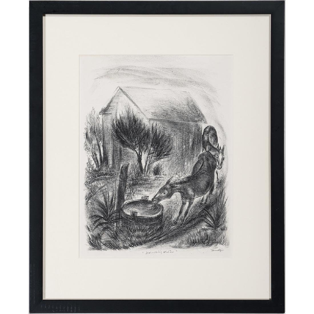 Chuzo Tamotzu (American, 1891-1975) - 2