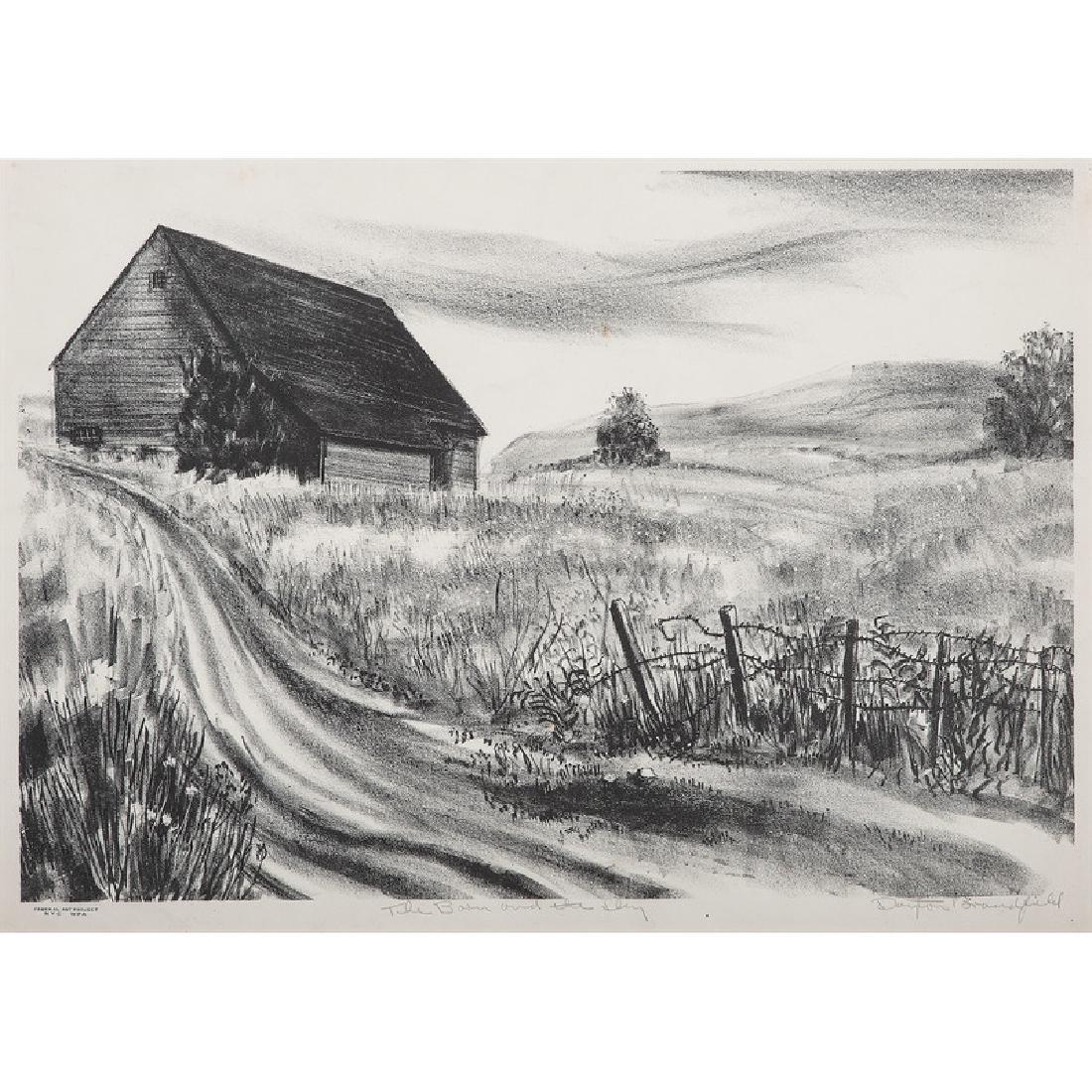 Dayton Brandfield (American, 1911-1993)