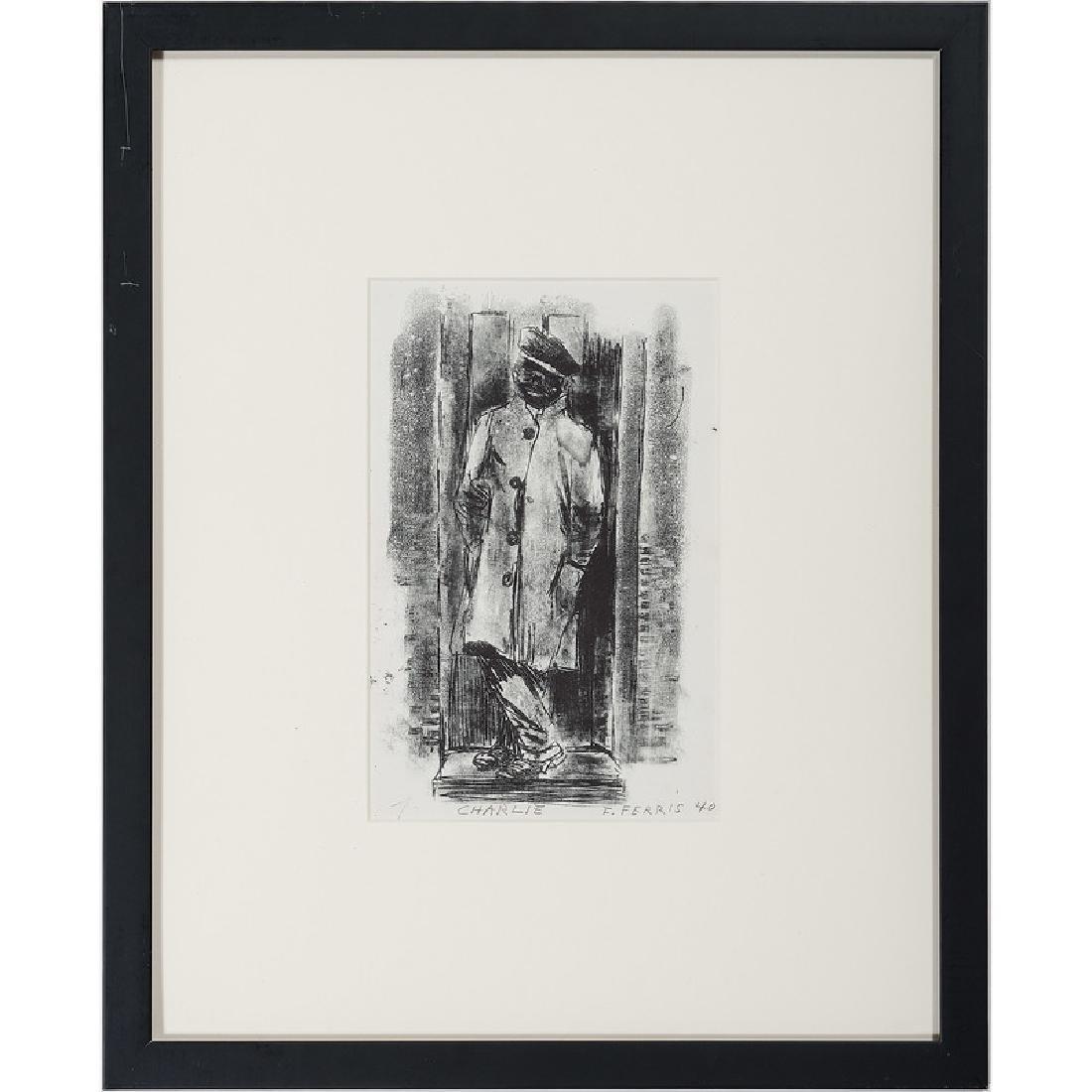 F. Ferris (American, 20th century) - 2