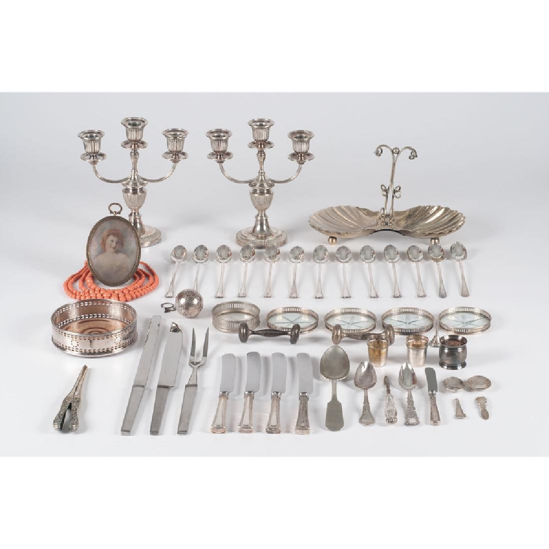 Silverplate and Silver, Plus