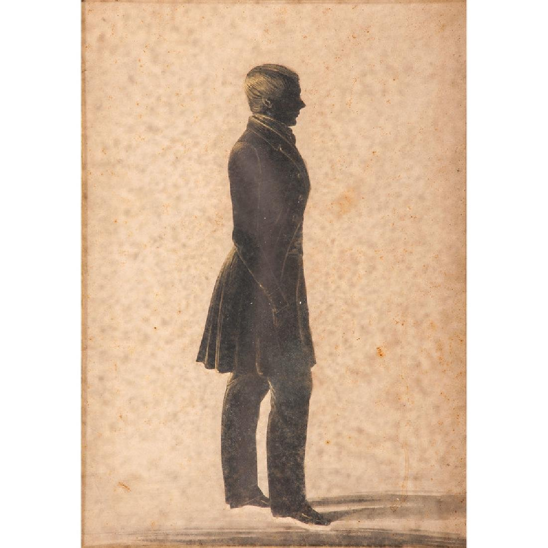 Silhouette of a Gentleman