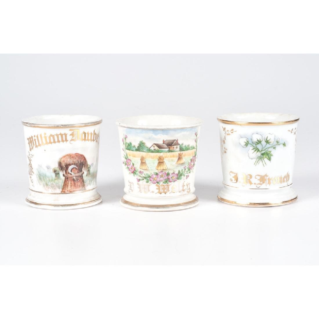 Agricultural Occupational Shaving Mugs
