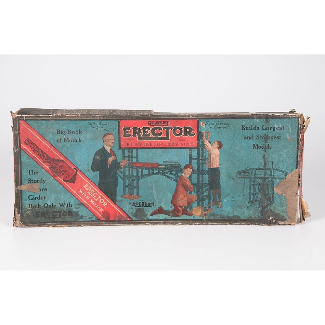 A.C. Gilbert Erector Sets