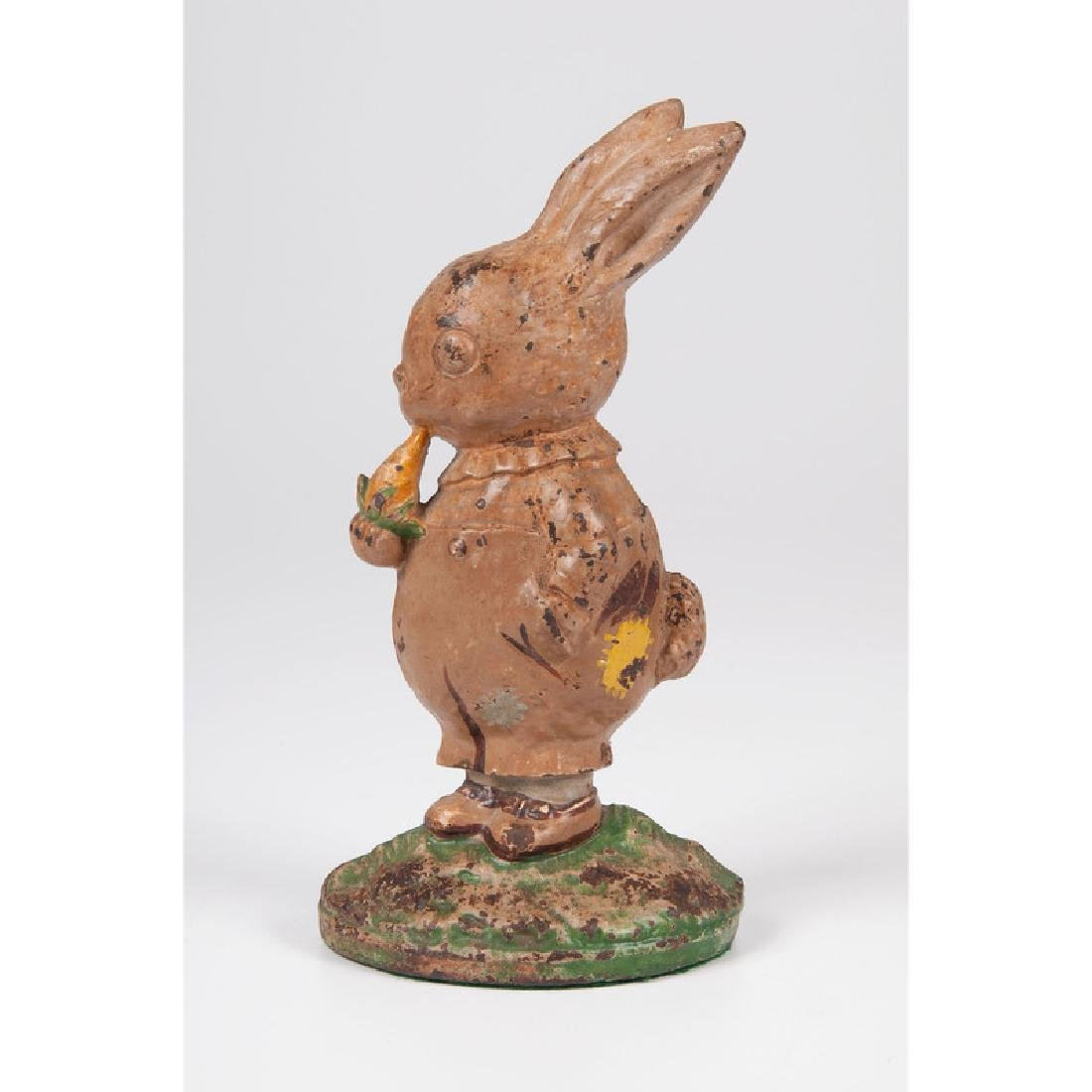 Hubley Peter Rabbit Doorstop