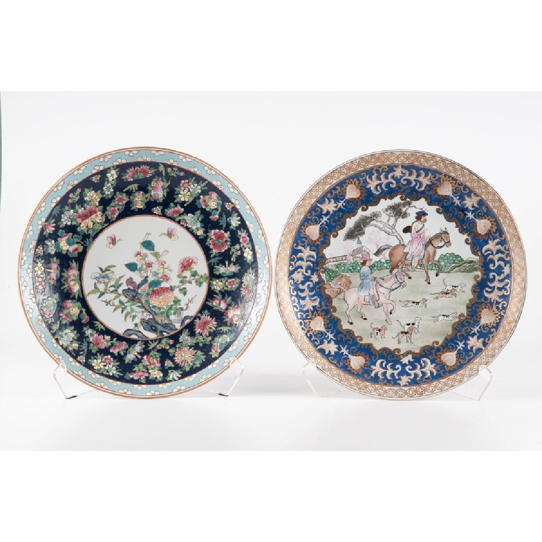 Chinese Porcelain Chargers
