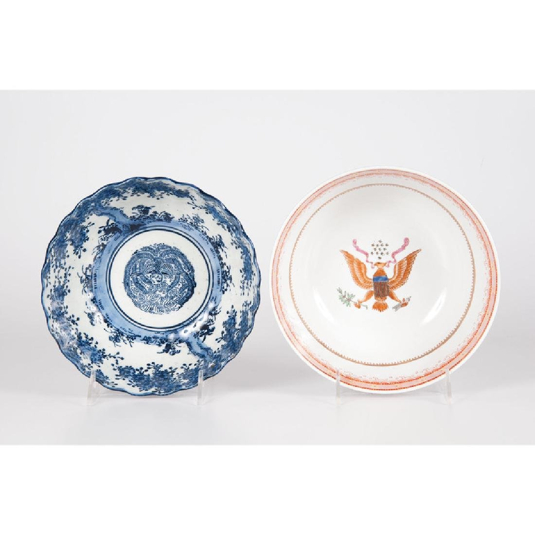 Chinese Export Porcelain Bowls