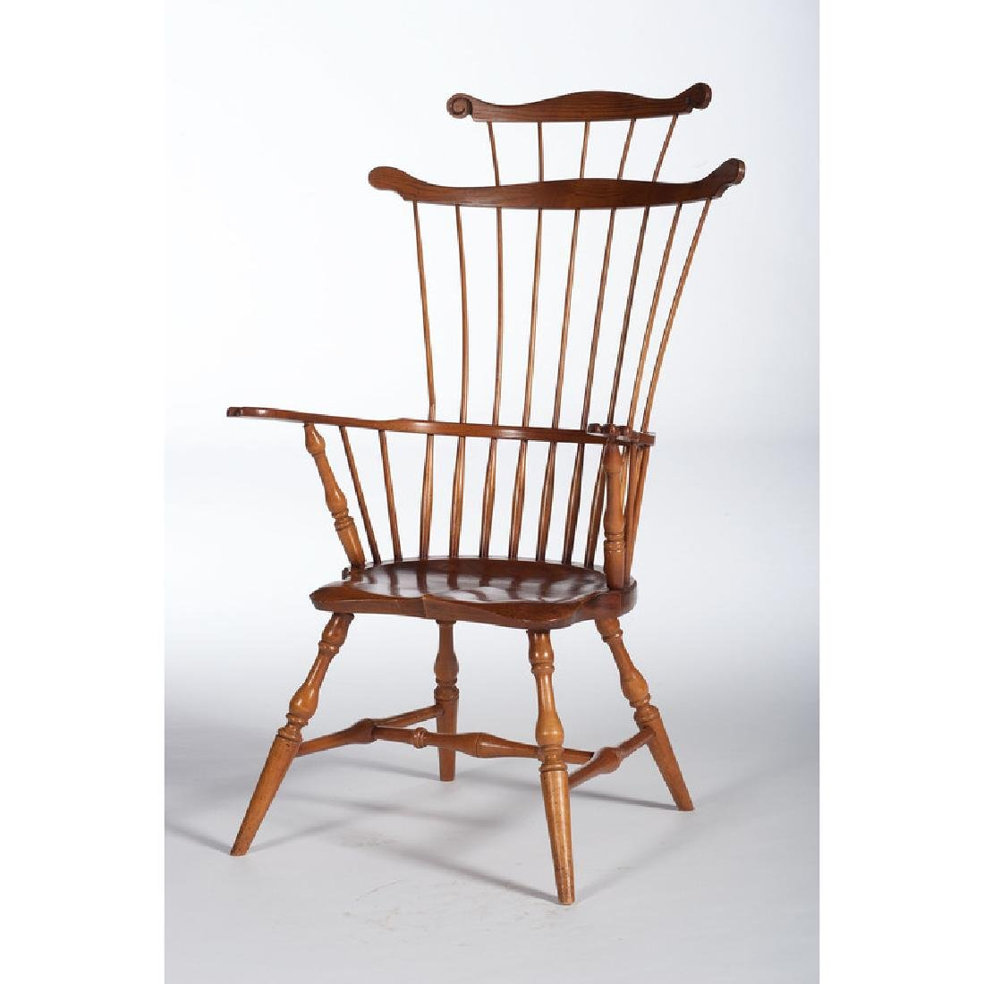 Comb-Back Windsor Armchair