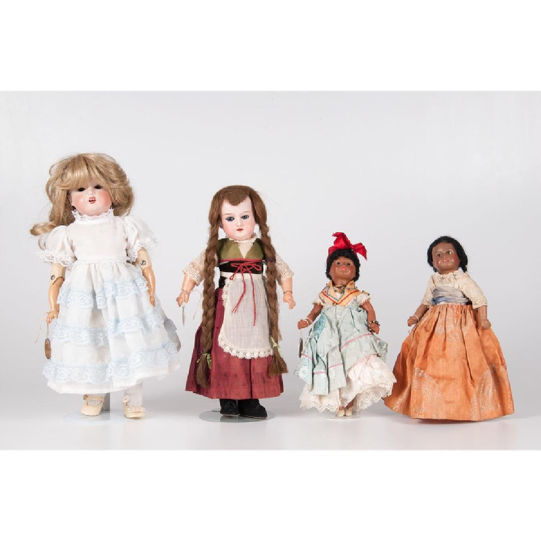 Continental Dolls
