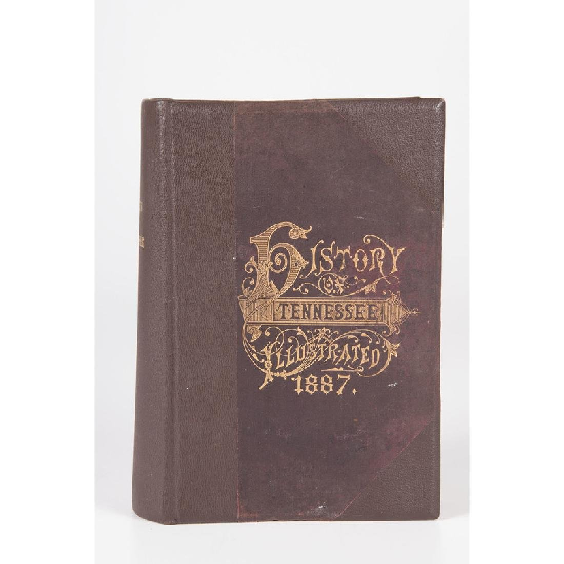 History of Tennessee Illustrated Edition, 1887