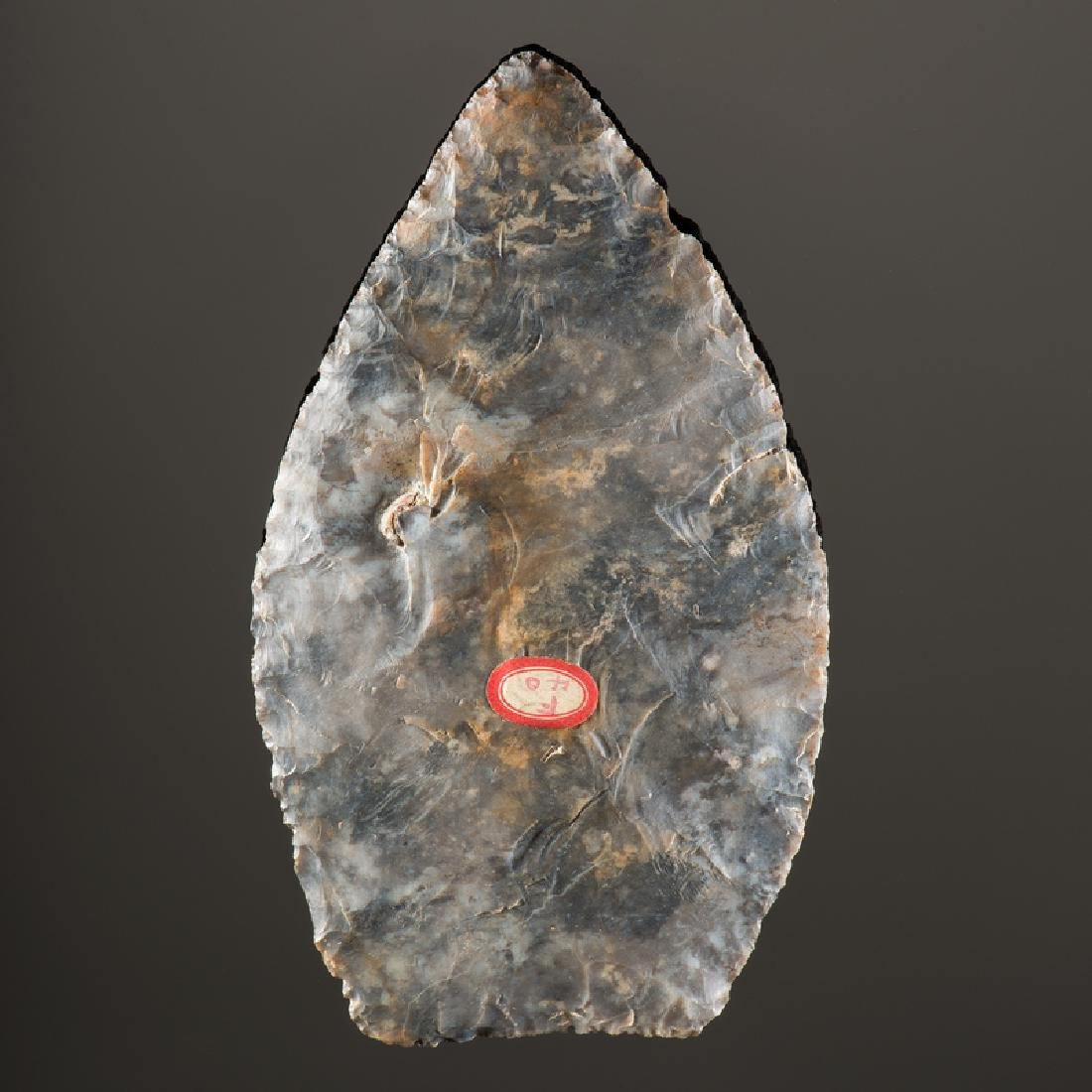 A Coshocton Flint Blade, From the Collection of Jan