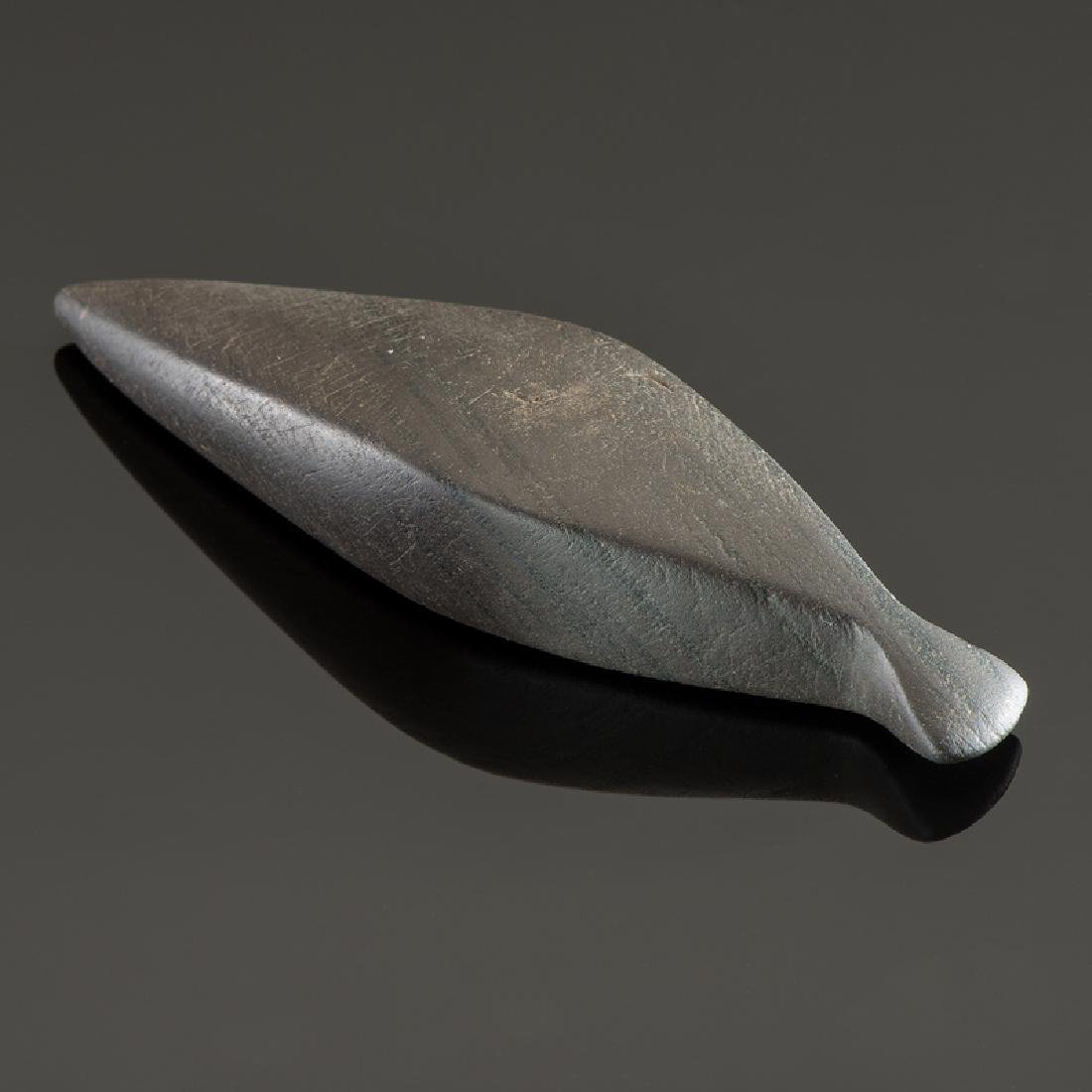 A Slate Lizard, From the Collection of Jan Sorgenfrei,
