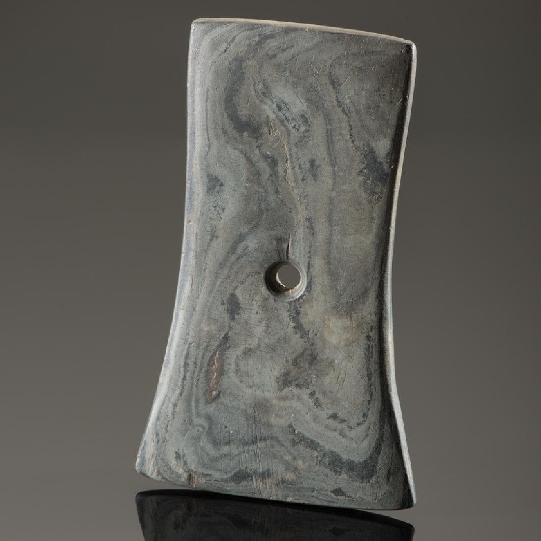 A Bell Slate Pendant, From the Collection of Jan