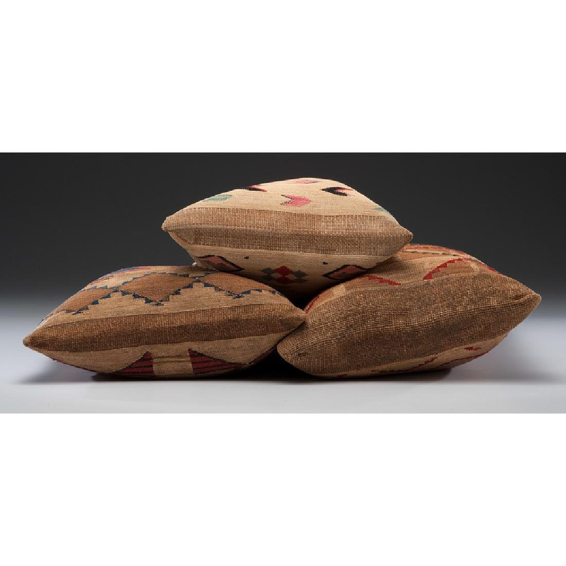 Nez Perce Corn Husk Flat Bags, From the Collection of - 3