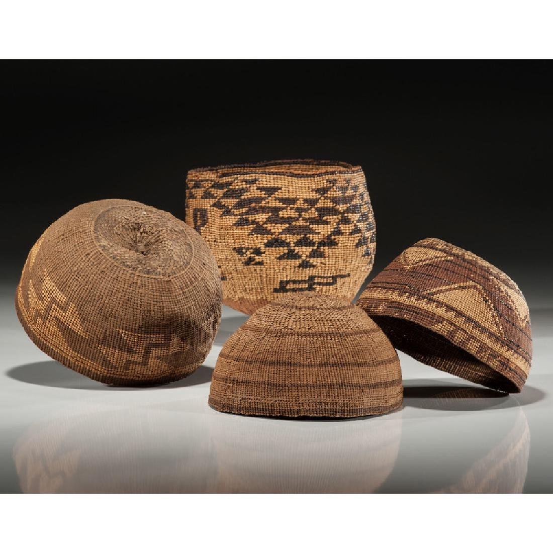 Northern California Hats and Baskets