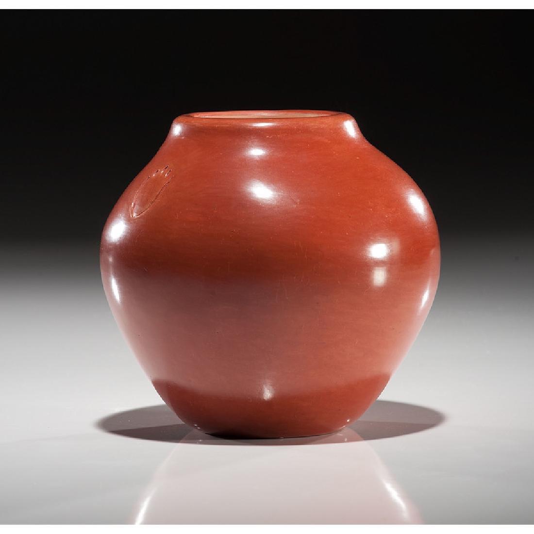 Jason Ebelacker (Santa Clara, b.1980) Redware Pottery - 2