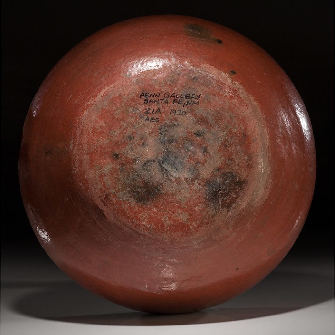 Zia Pictorial Pottery Olla, From the Collection of - 4
