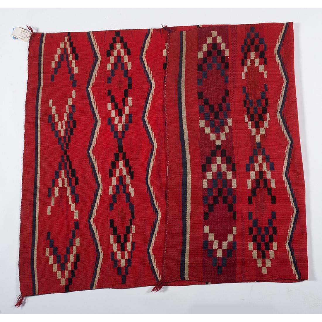Navajo Transitional Weaving / Rug - 2