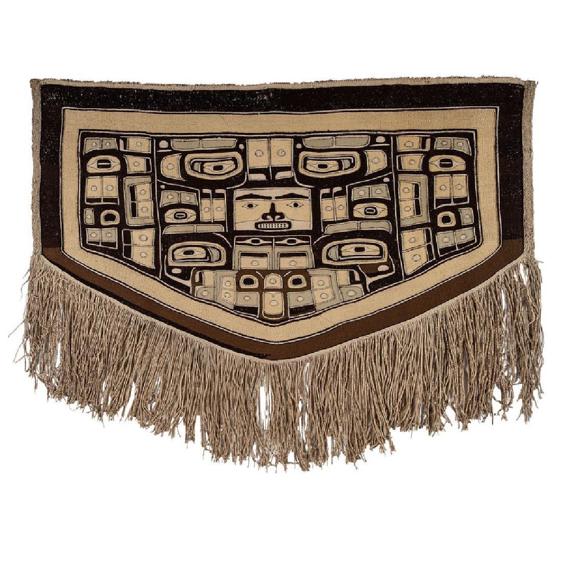 Tlingit Chilkat Blanket