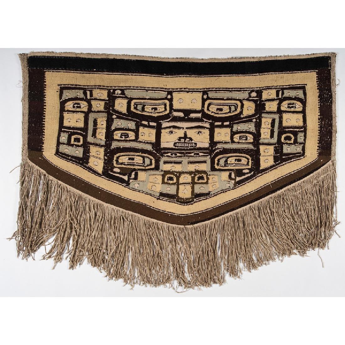 Tlingit Chilkat Blanket - 2