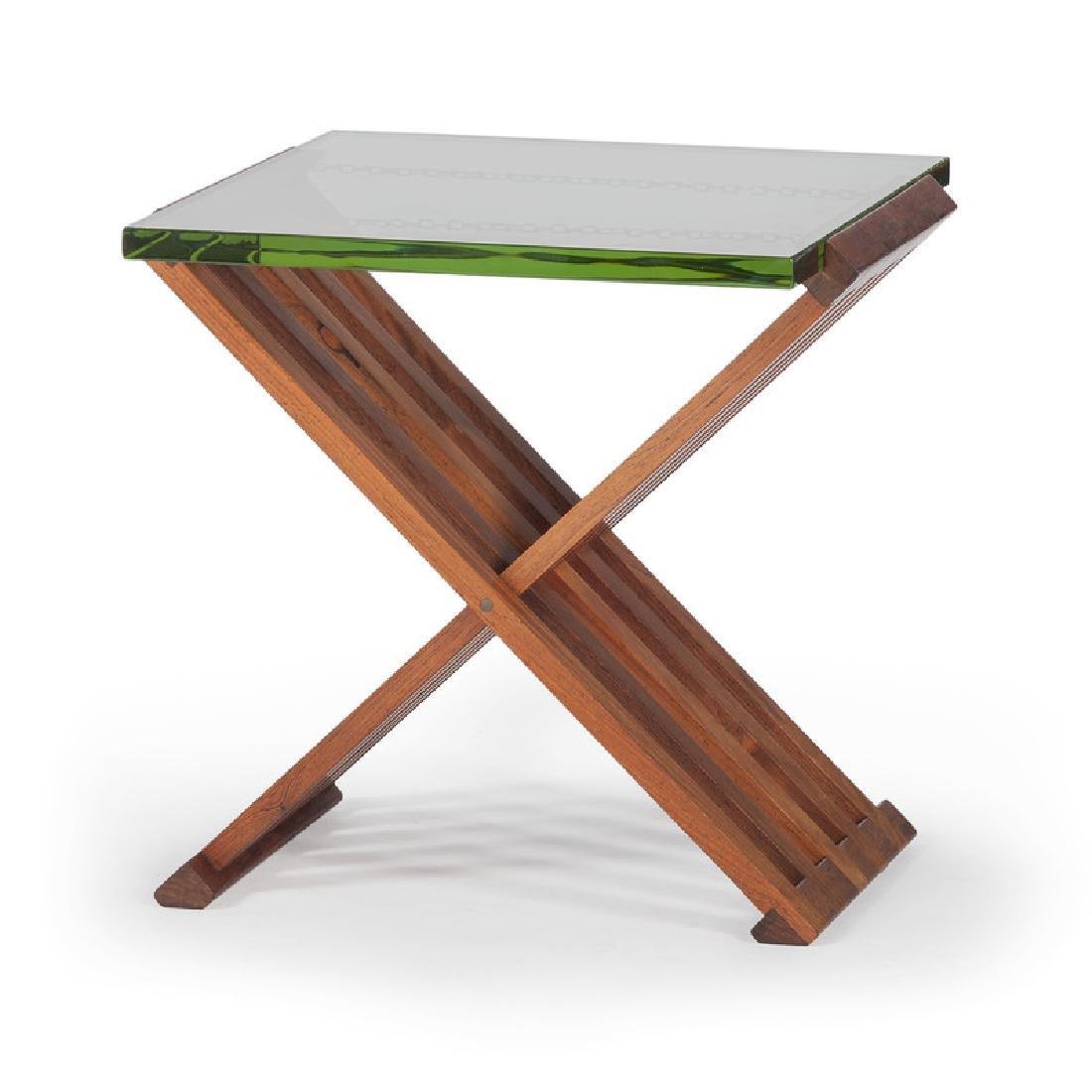 Edward Wormley for Dunbar Folding Occasional Table