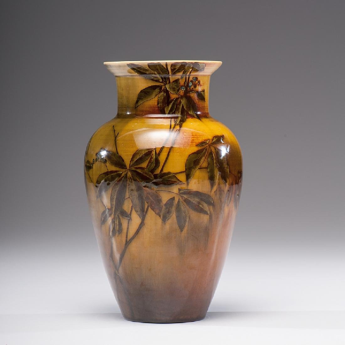 Rookwood Pottery Standard Glaze Vase by William P.