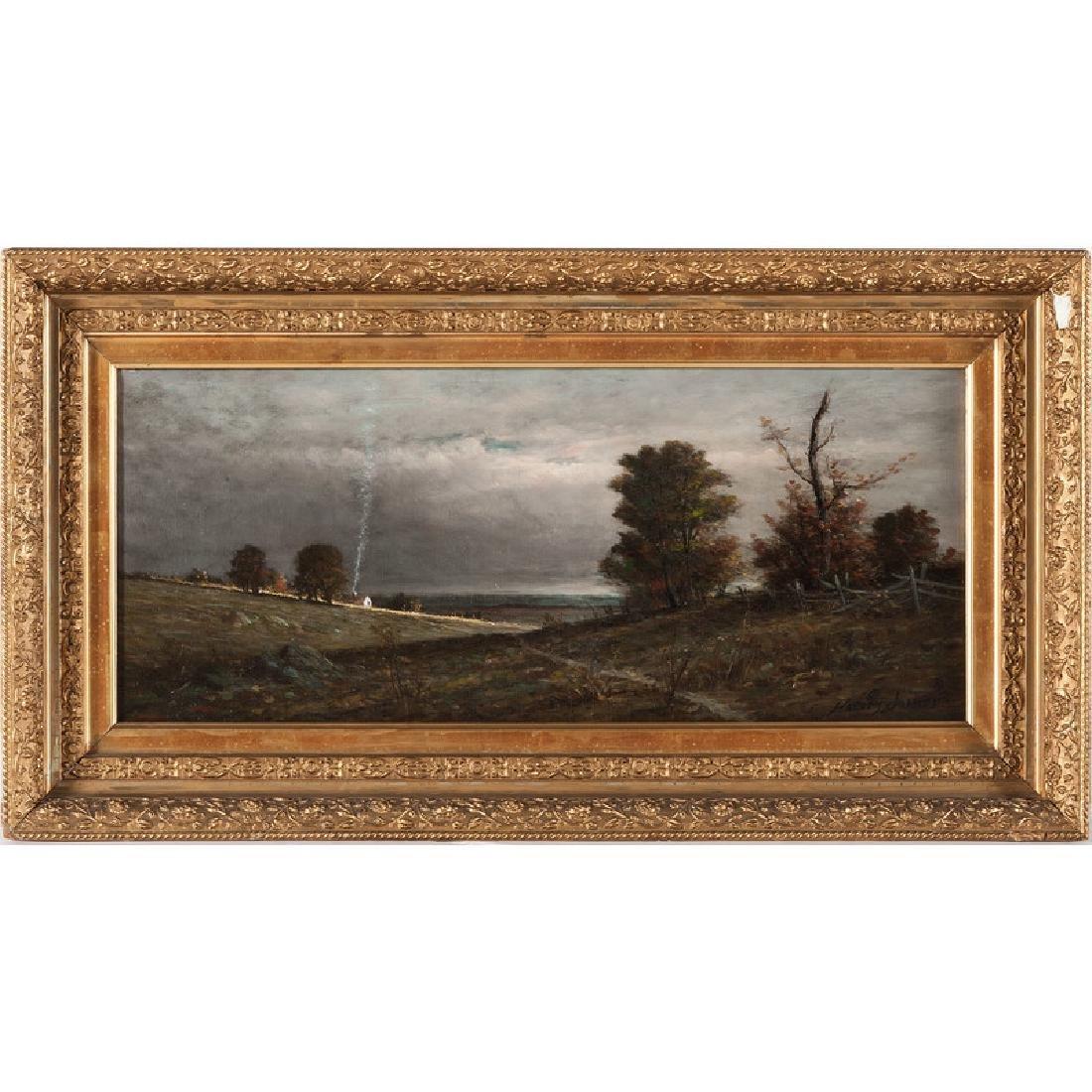 Harvey Joiner (Louisville, Kentucky, 1852-1932), Oil
