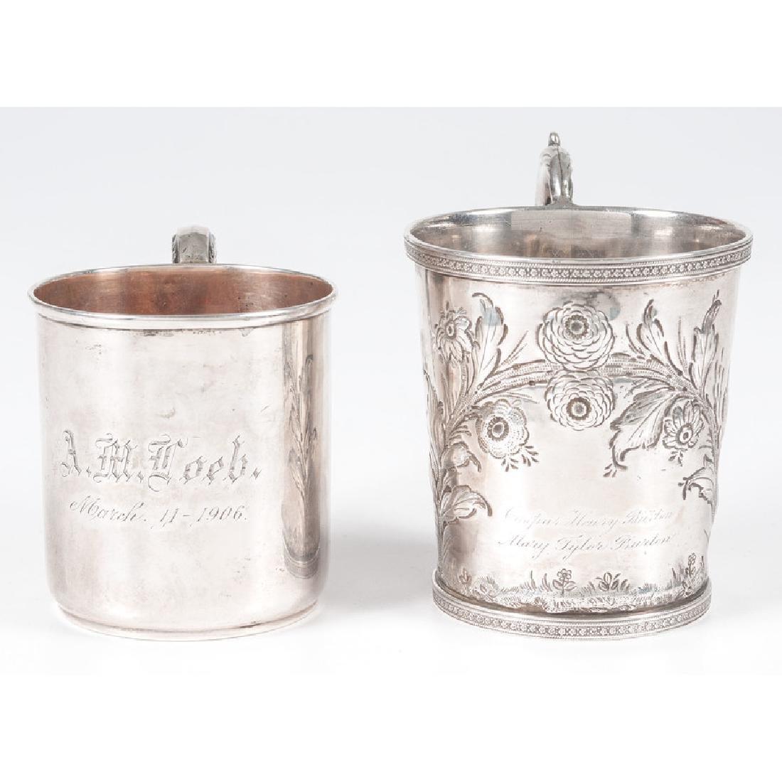 Cincinnati Kinsey and Duhme Silver Cups