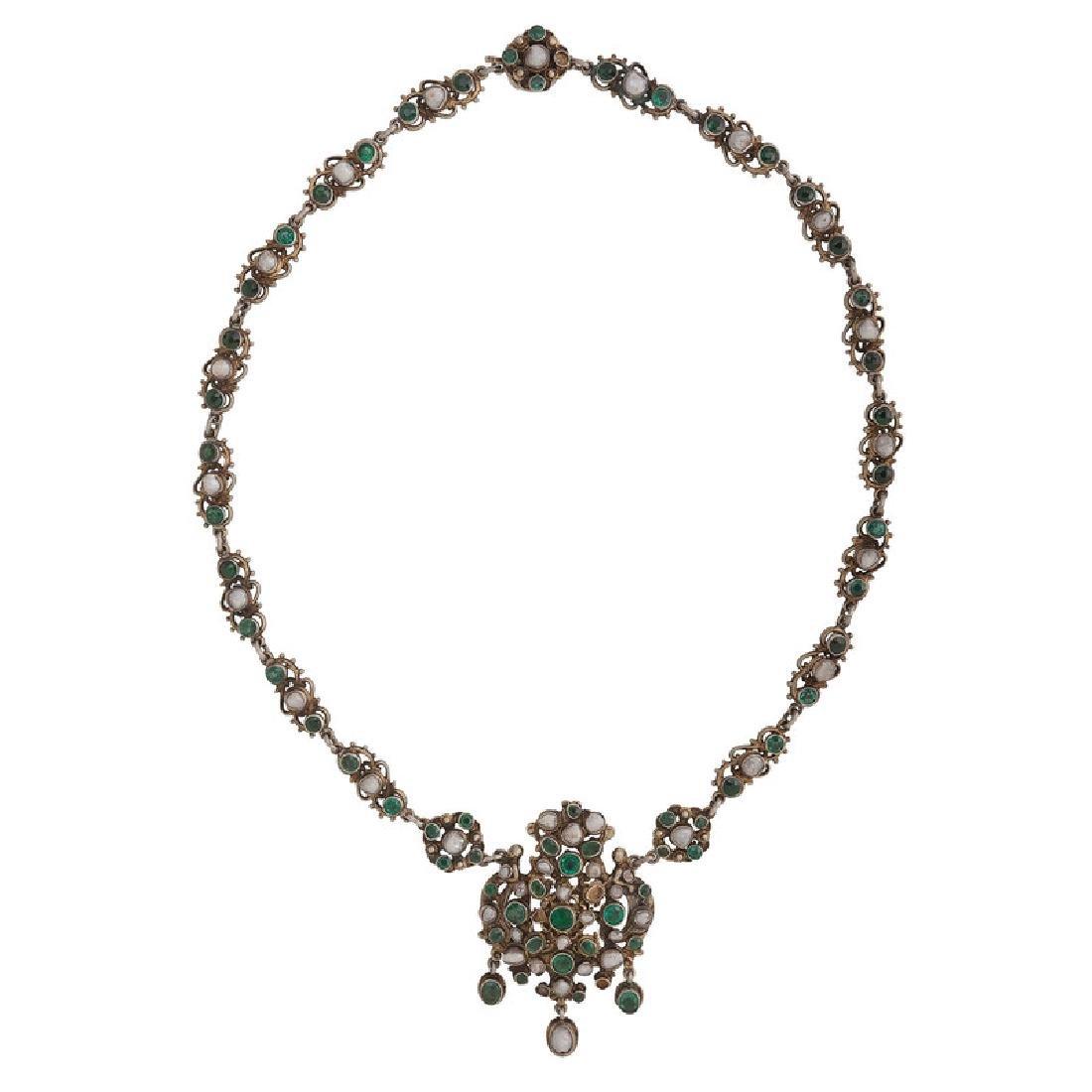 Gilt Austro Hungarian Necklace