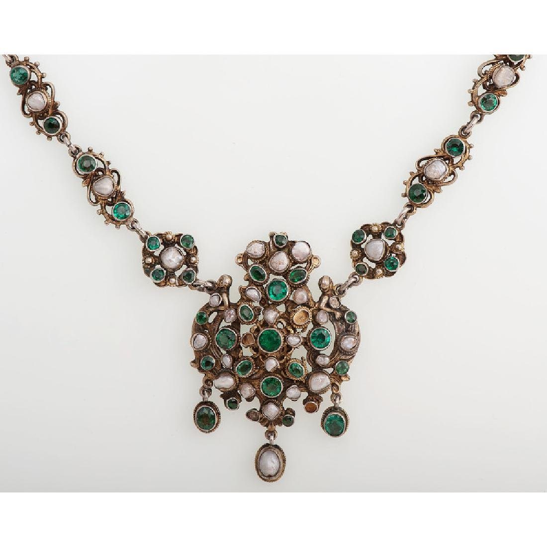 Gilt Austro Hungarian Necklace - 2
