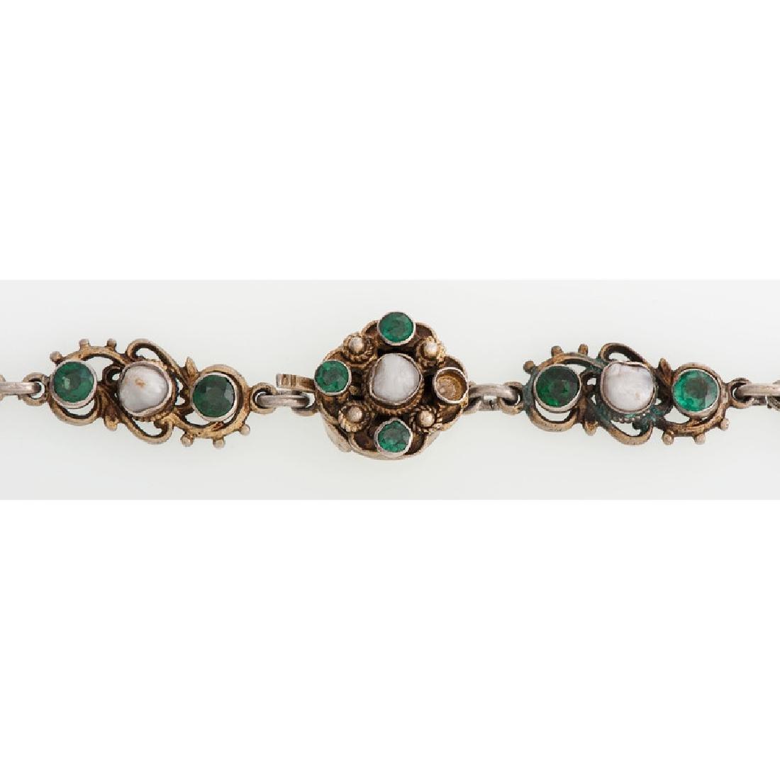 Gilt Austro Hungarian Necklace - 5
