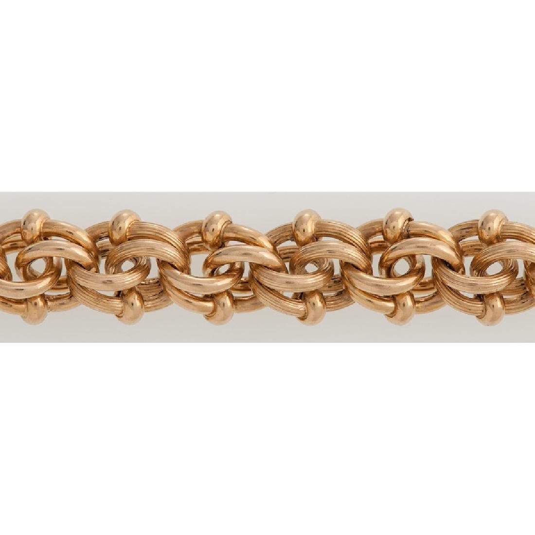 Tiffany & Co. 18 Karat Yellow Gold Bracelet - 2