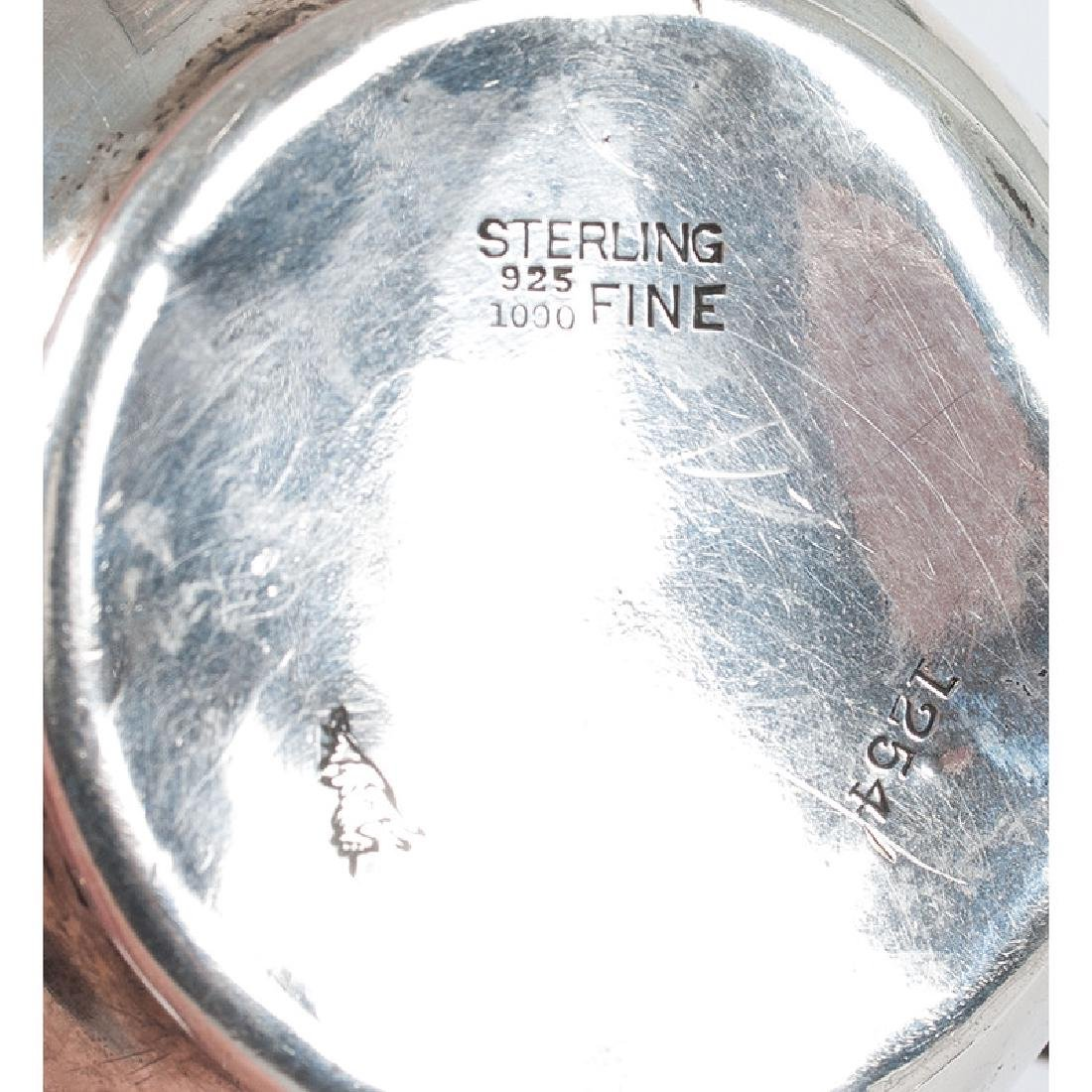 Sterling and Silverplate Tablewares and Accessories - 9