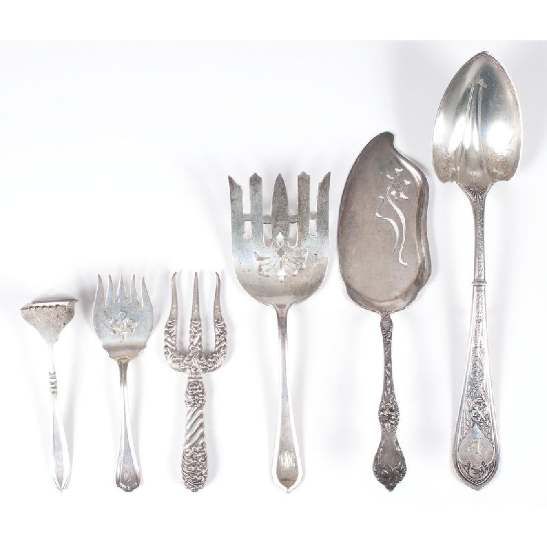Gorham Sterling Serving Utensils