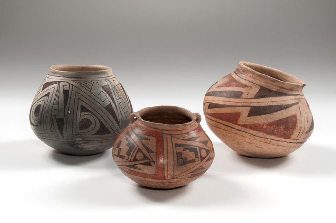 Casas Grandes Polychrome Pottery Jars - 2