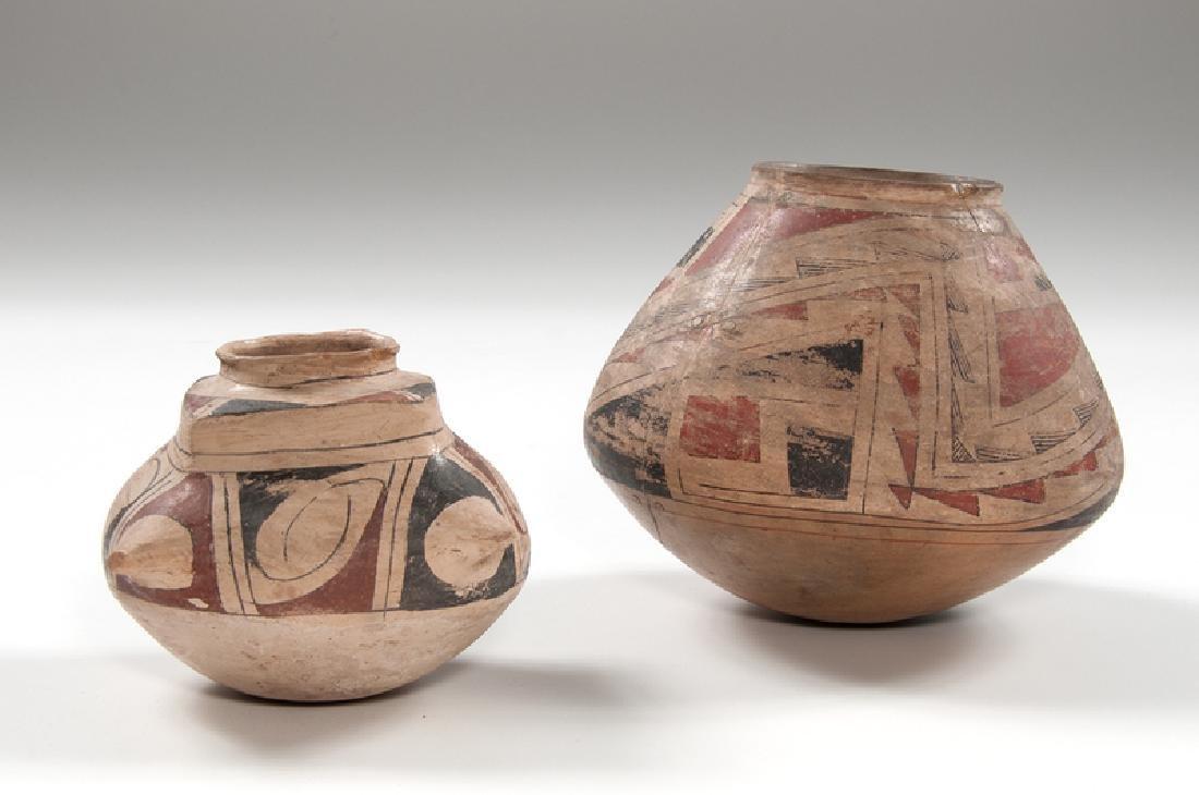 Casas Grandes Polychrome Pottery Jar, Plus