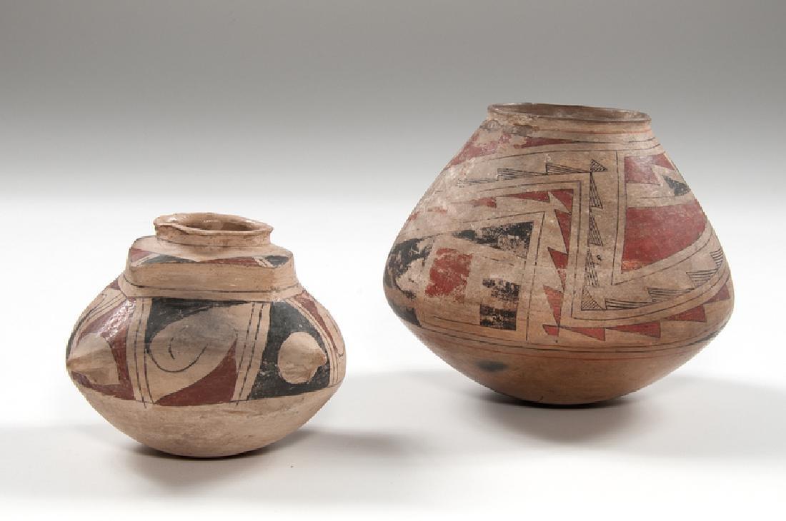 Casas Grandes Polychrome Pottery Jar, Plus - 2