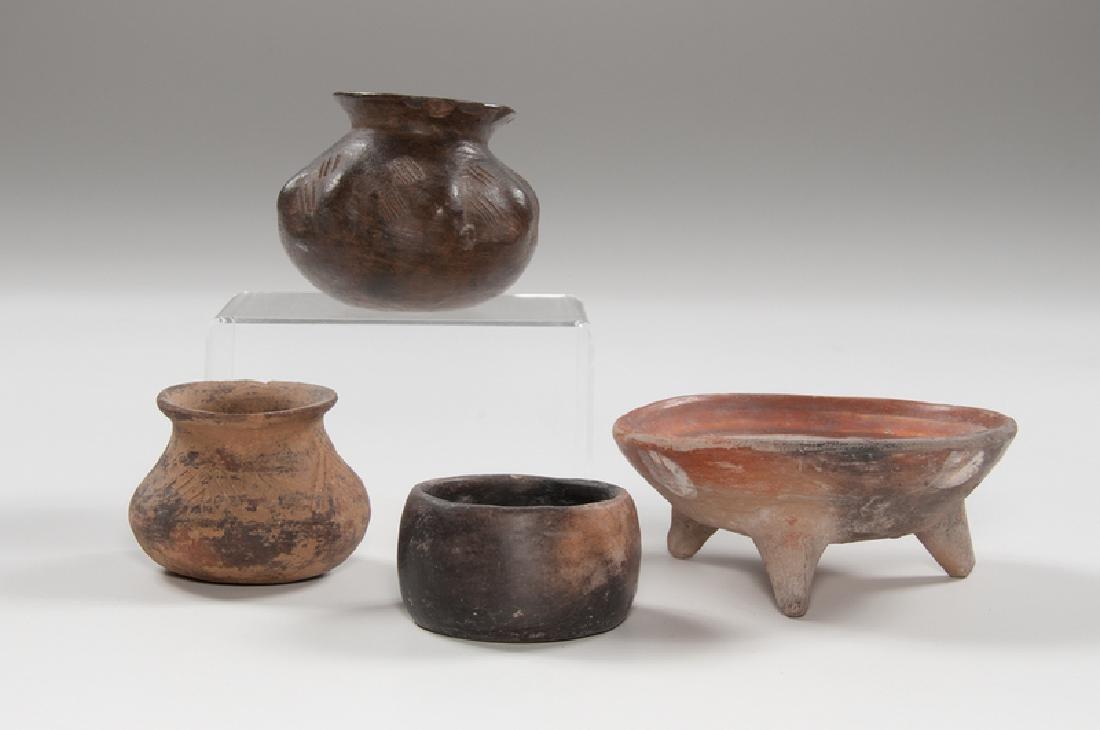 Pre-Columbian Pottery Bowls - 2