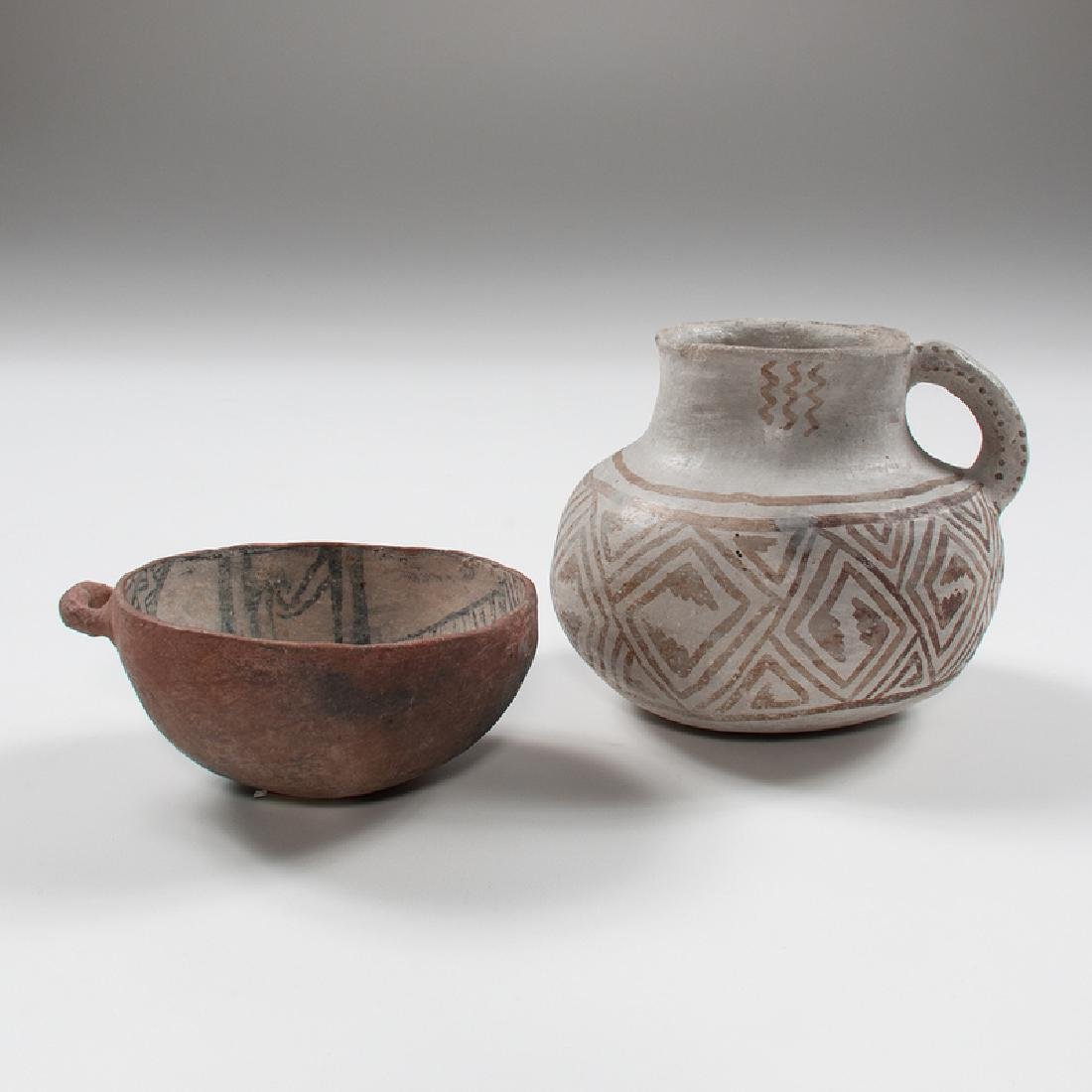 Anasazi Pot, Plus