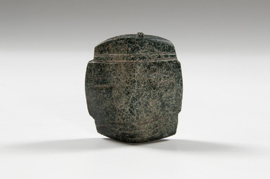 Mezcala Stone Mask
