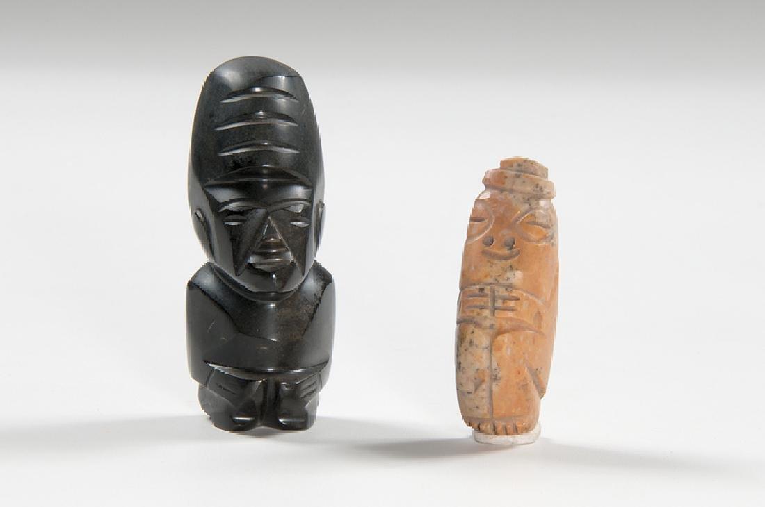 Mezcala Stone Amulets