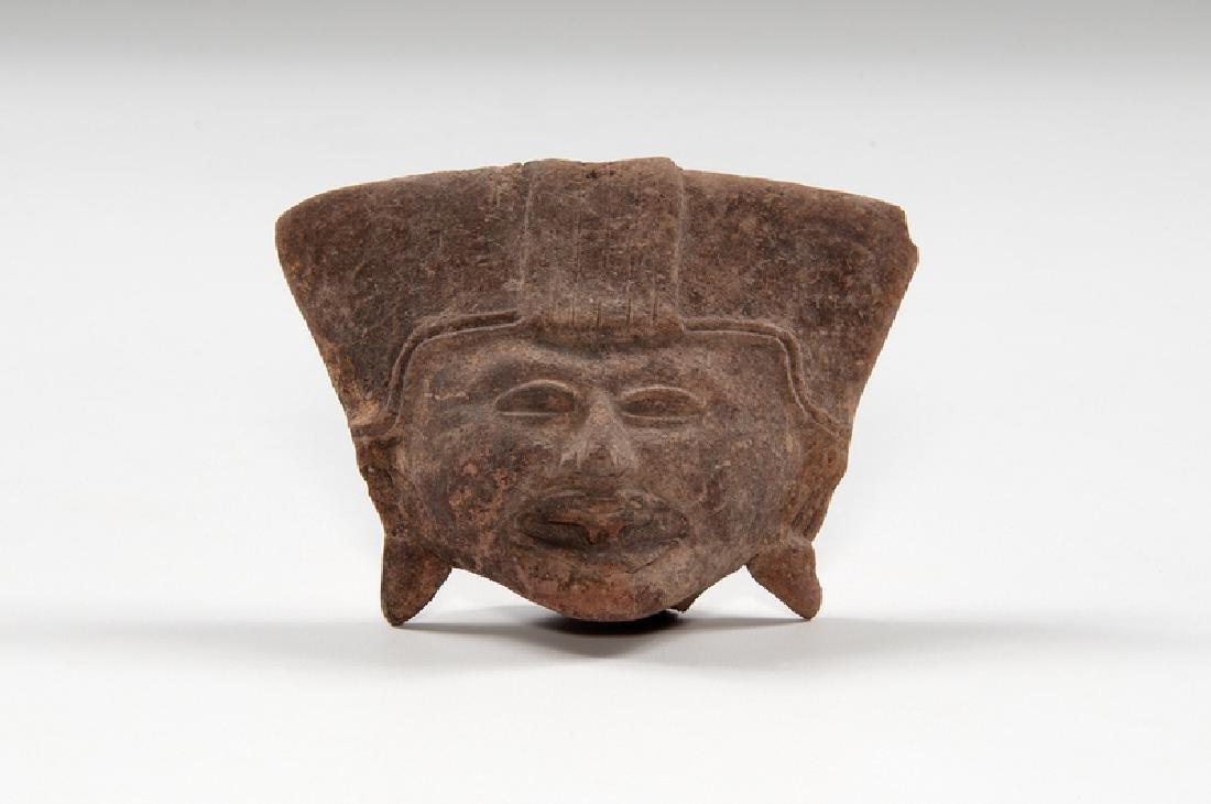 """Veracruz """"Sonriente"""" Pottery Head"""