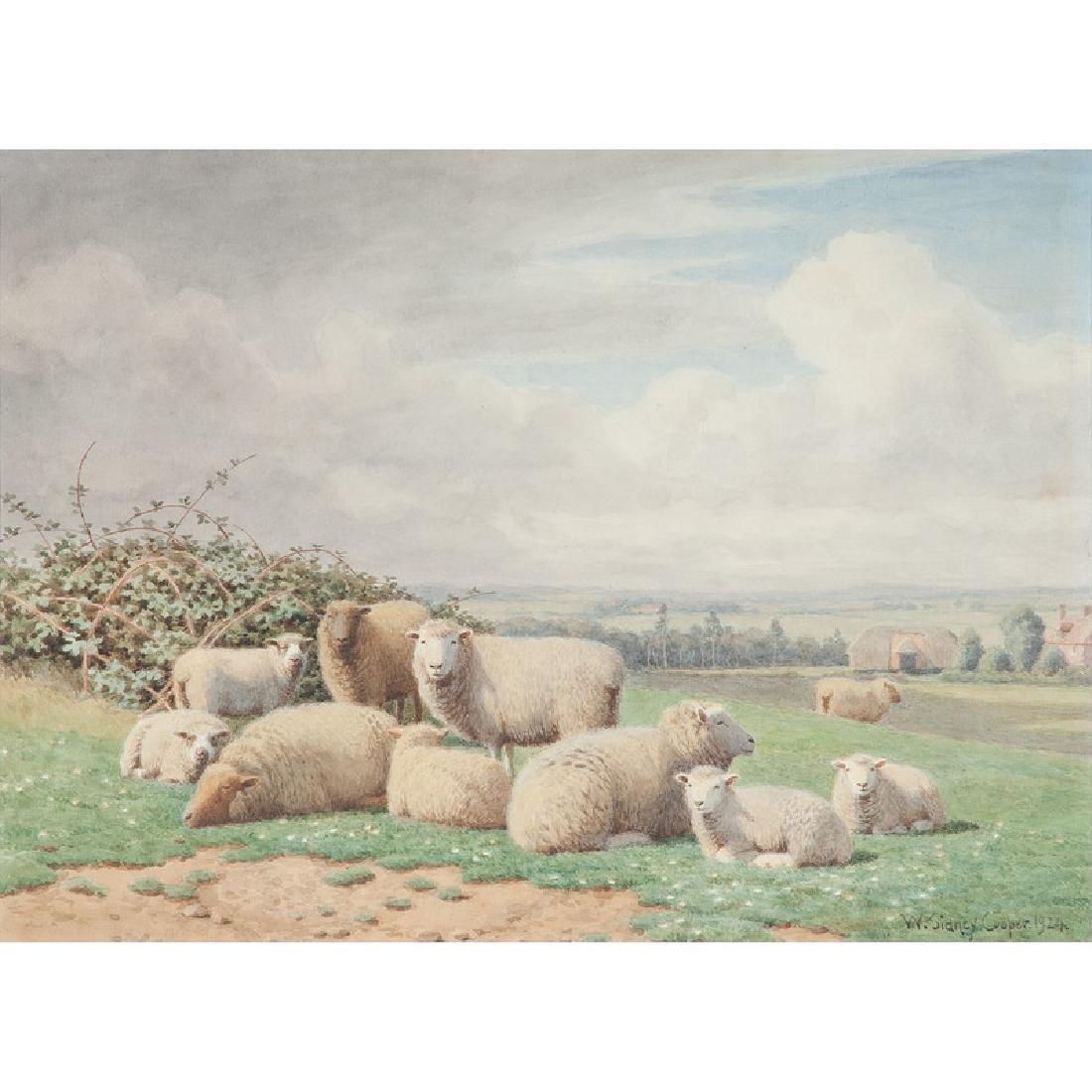 William Sidney Cooper (English, 1854-1927) - 2