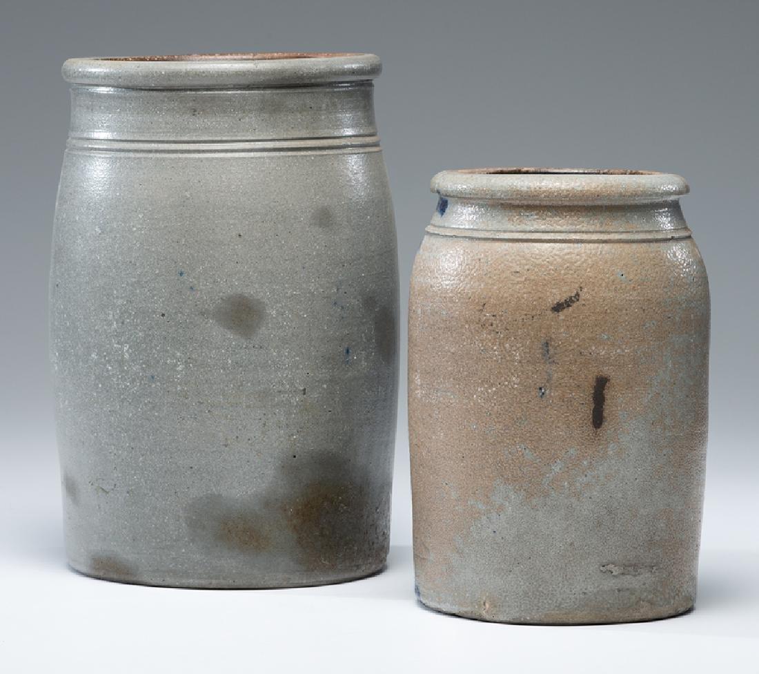 Hamilton & Jones Stoneware Crocks - 3