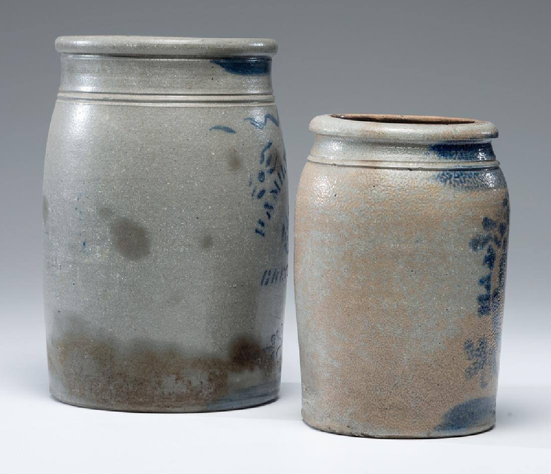 Hamilton & Jones Stoneware Crocks - 4