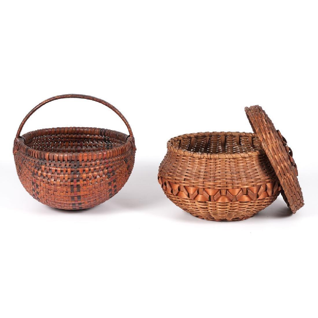 Woven Baskets - 2